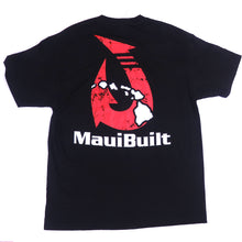 Load image into Gallery viewer, Maui Built Makau Hawaiian Hook Logo Classic Fit T-shirt