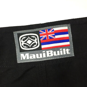 Maui Built Deer Logo Board Short