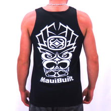 Load image into Gallery viewer, Maui Built Tiki Logo Tank Top