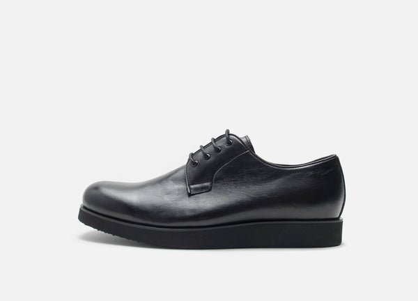 Black Modern Creeper Shoe