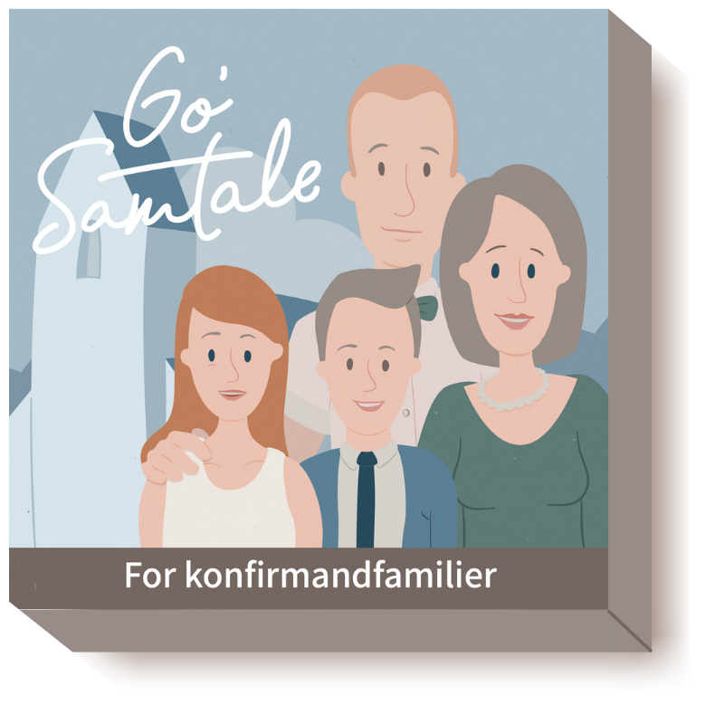 Go' Samtale for konfirmandfamilier