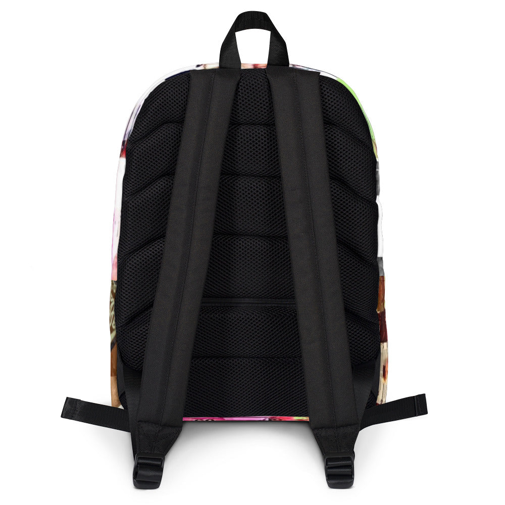 Texas Outlaw Press Mugshot 003 Backpack