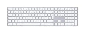 Apple Magic Keyboard, Wireless, Rechargable
