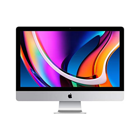 New Apple iMac with Retina 5K Display