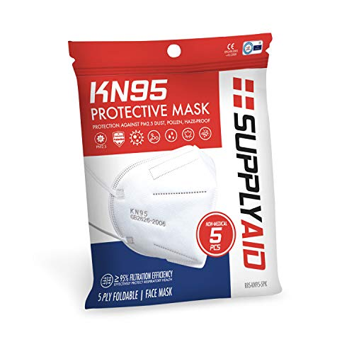 KN95 Mask - 5 Pack