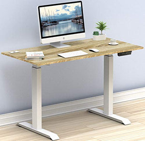 Electric Height Adjustable Computer Desk