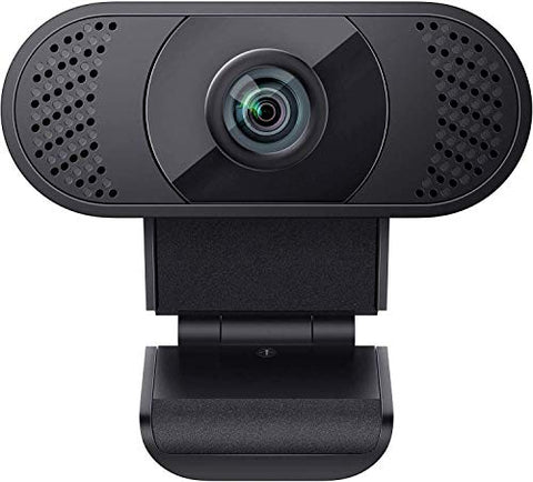 Webcam with Microphone for Laptop, Computer and Desktop