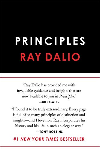 Principles: Life and Work by Ray Dalio, Book