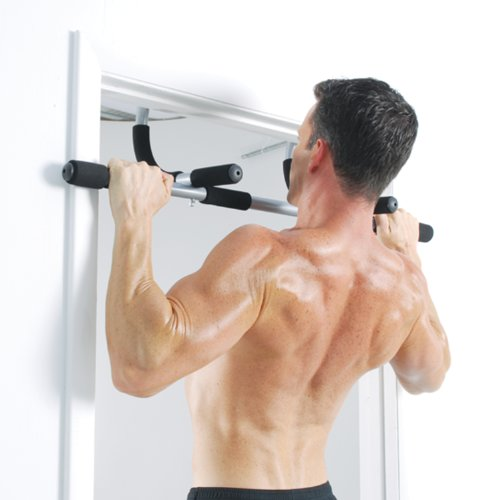 Iron Gym Total Upper Body Pullup Workout Bar