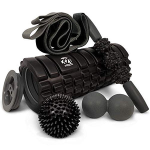 321 STRONG 5 in 1 Foam Roller Set