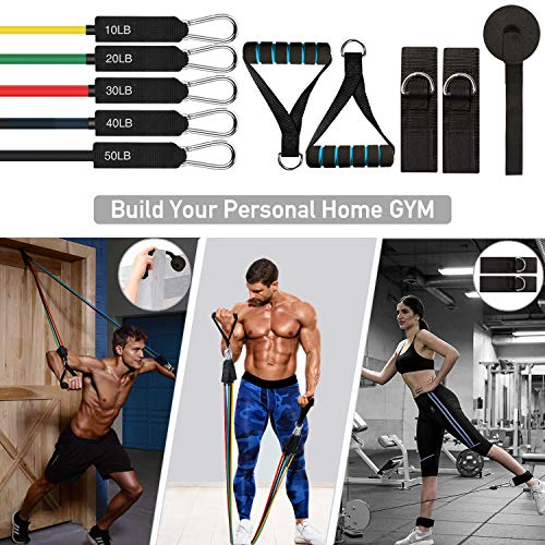 Resistance Bands Set Workout Bands