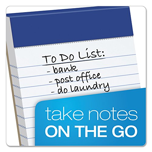 "Writing NotePads 3"" x 5"" (12 Pads of 50 Sheets Each) - White"