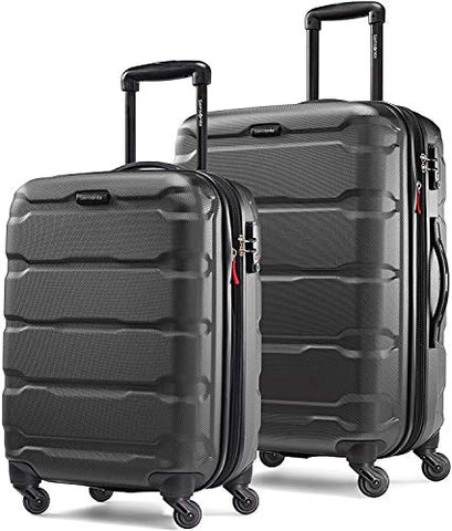 Samsonite Expandable Suitcase Luggage Set with Spinner Wheels, 2-Piece Set