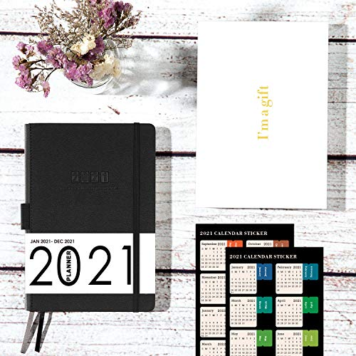2021 Weekly & Monthly Planner