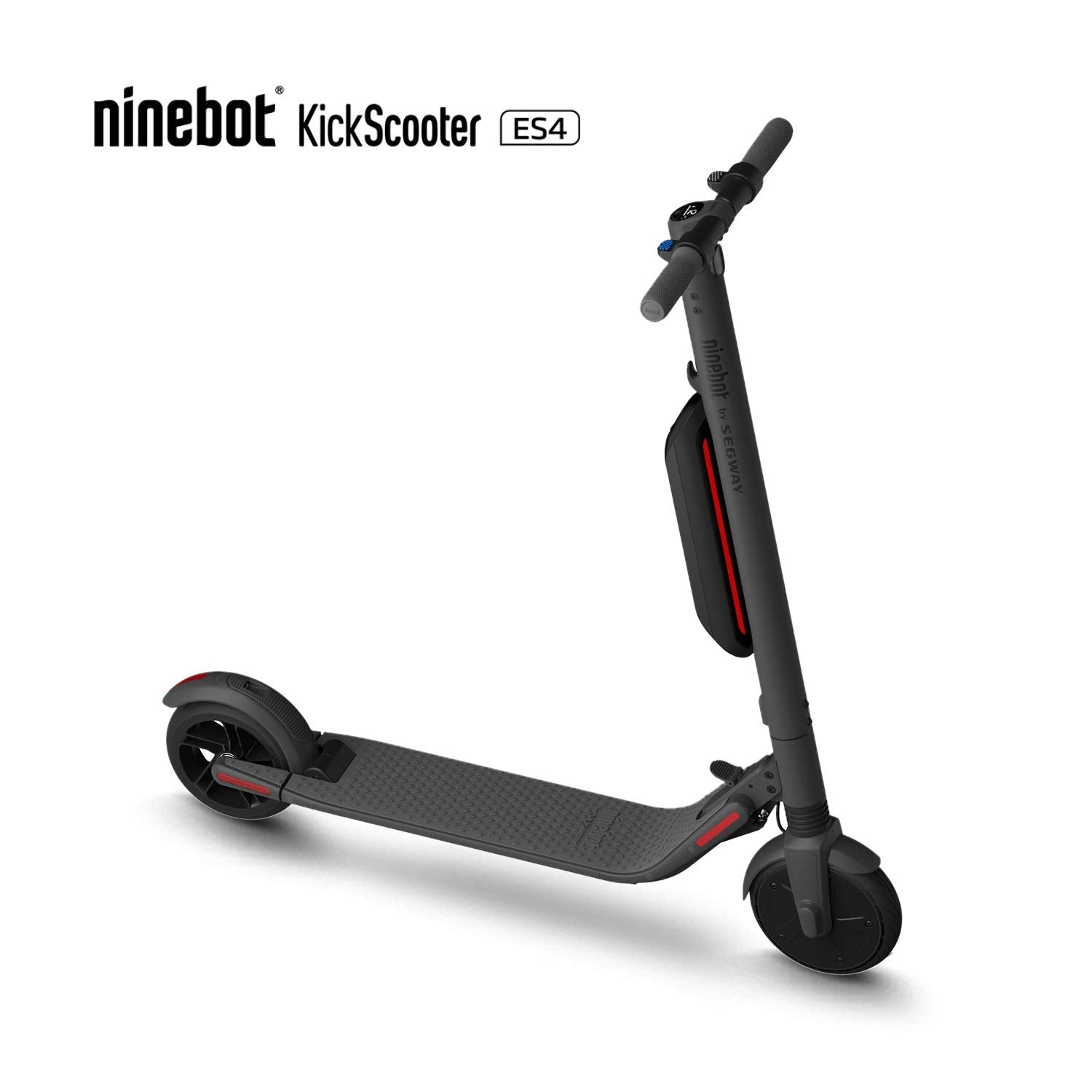 Segway Folding Electric Scooter with Second Battery