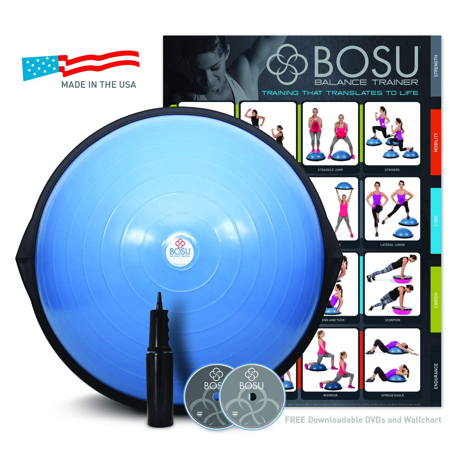 Balance Yoga Trainer Ball