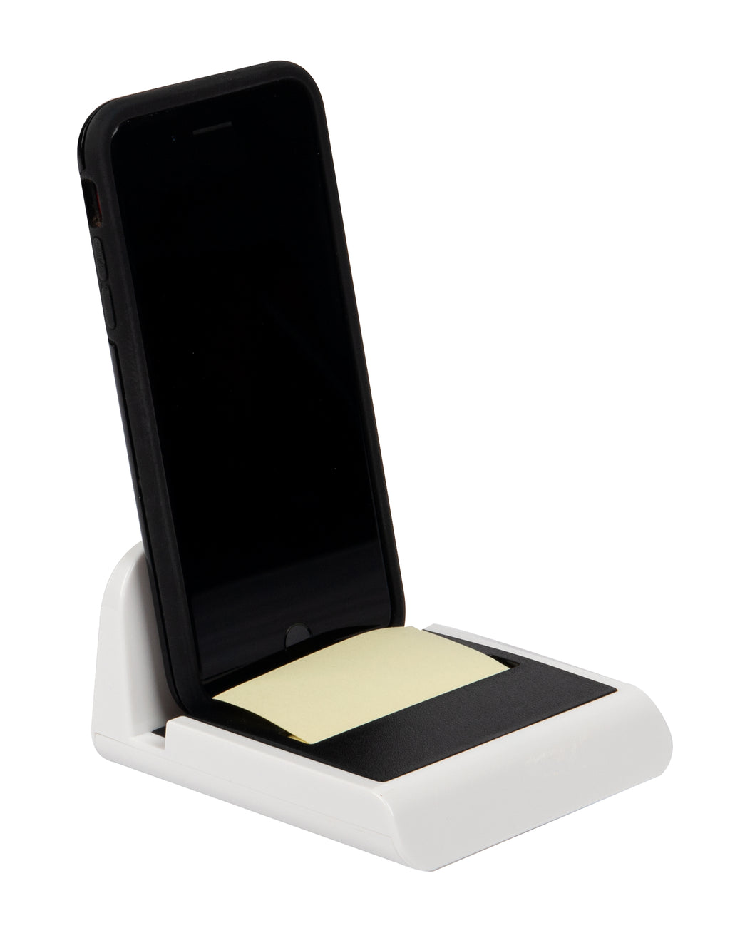 Mind Reader Post-It Dispenser with Phone Stand (Set of 2)