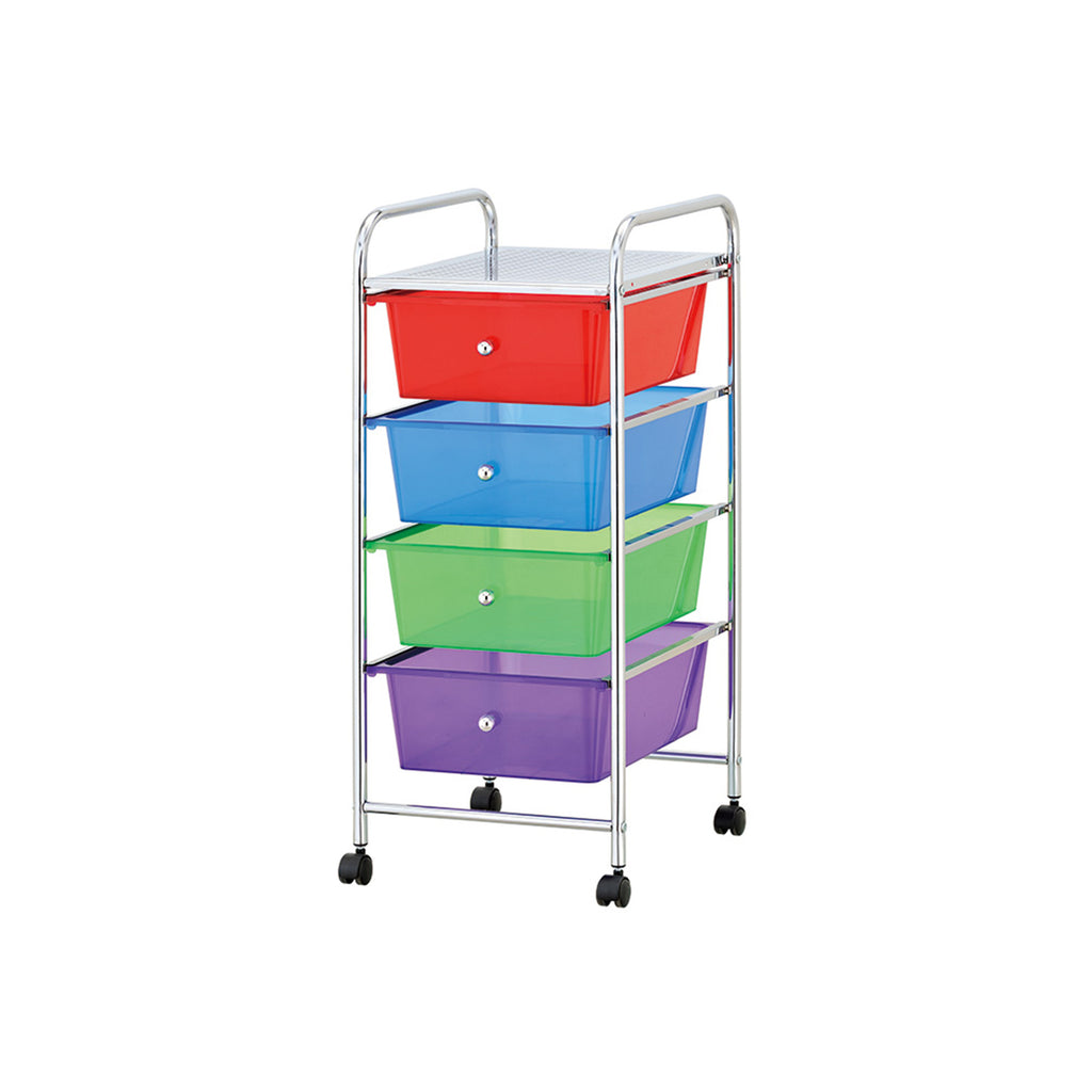 Rolling All Purpose Storage Cart and Organizer