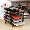 5 Tier Desk Organizer with 5 Sliding Trays