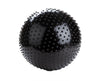 Exercise Yoga Ball for Fitness, Stability, Balance, Trigger Point Therapy & Muscle Knots, Anti-Burst Heavy Duty Birthing Ball with Quick Pump Included, Home / Office Ball Chair, Black