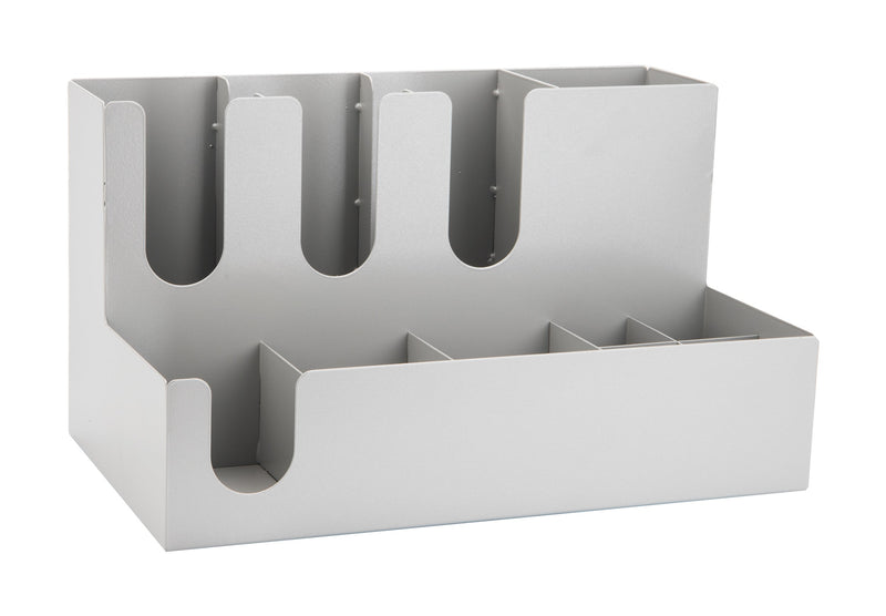 Multi-Section Condiment Organizer Storage