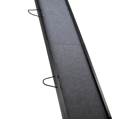 Lightweight Foldable Pet Ramp with Carpet