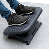 Adjustable Height Ergonomic Foot Rest
