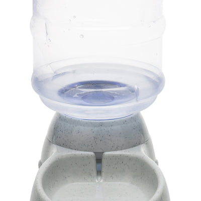 1-Gallon Gravity Water Dispenser for Pets
