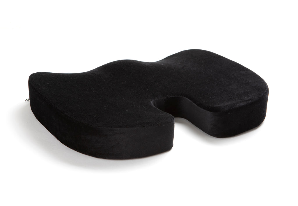 Mind Reader Ergonomic Memory Foam Seat Cushion for Pressure Relief