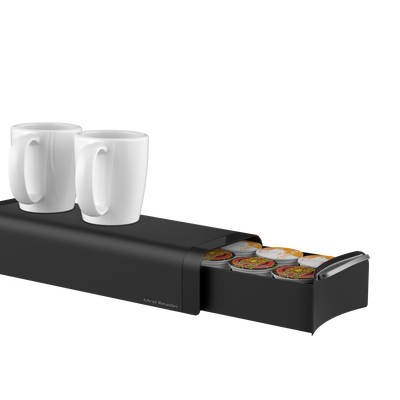 Coffee Pod Storage Drawer for K-Cups, Verismo, Dolce Gusto