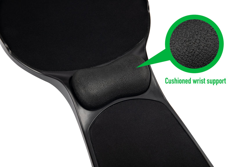 Portable Wrist Rest, Memory Foam Ergonomic Support for Arm