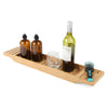 Bamboo Bathroom Shower Caddy Organizer