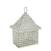 Mind Reader Crystal Lantern, Decorative Candle Lantern