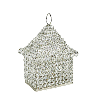 Crystal Lantern, Decorative Candle Lantern