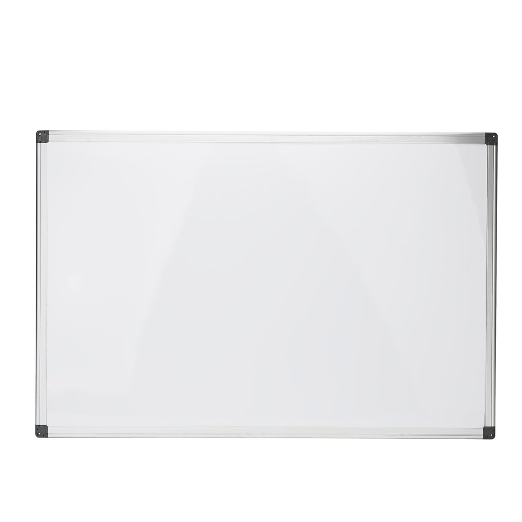 "Mind Reader Dry Erase Magnetic Board, 23"" X 35"" High Quality White Board, Light Weight Versatile Board, Home, Office, Classroom, White"