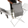 Mind Reader 100-Watt Foldable, Portable Electric Heated Clothes Rack