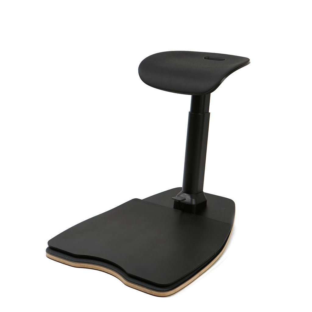 Ergonomic Anti-Fatigue Mat with Cushioned Seat
