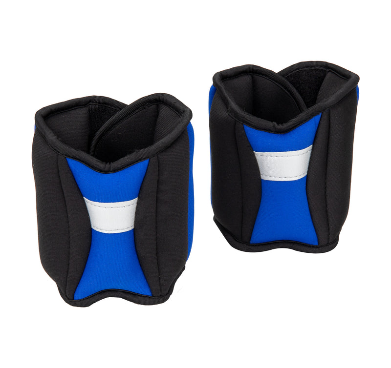 Neoprene Resistance Walking Weights, Set of 2