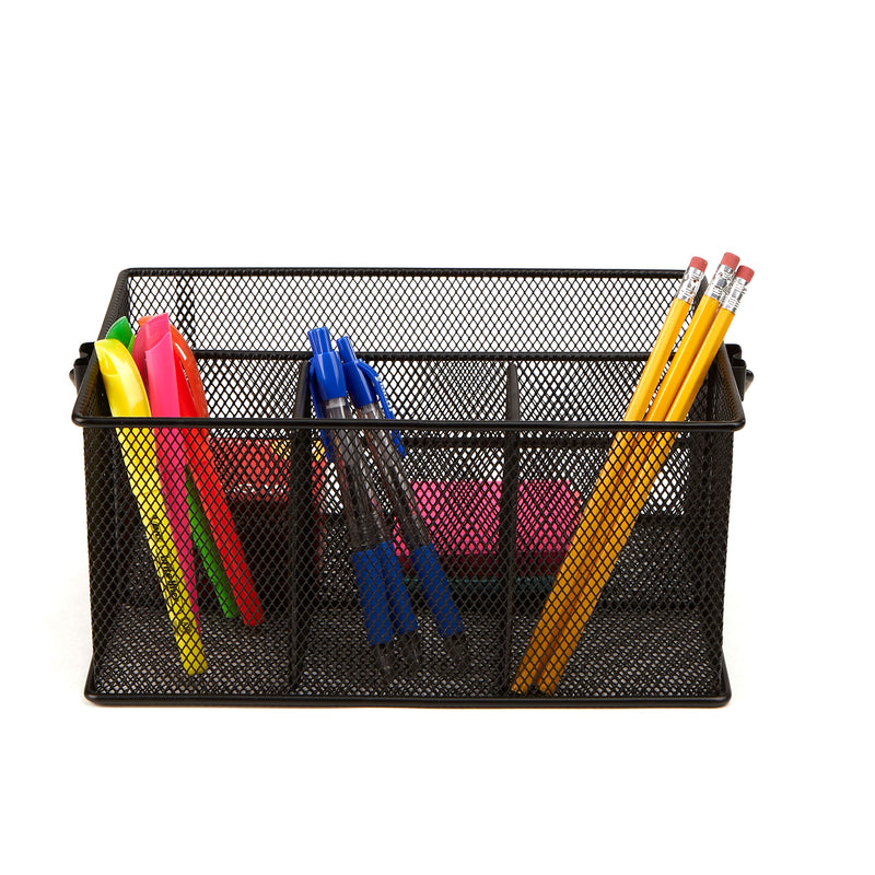 Storage Basket Organizer, Utensil Holder