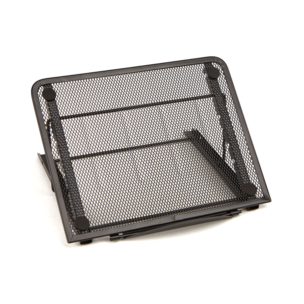 Mesh Desk Organizer 7 Trays Desktop Document Letter Tray for Folders, Mail, Stationary, Desk Accessories, Black