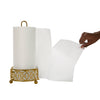 Free Standing Metal Paper Towel Holder Counter Top