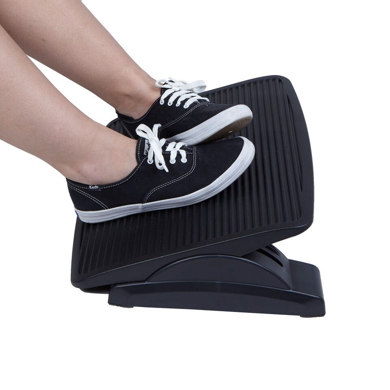 Mind Reader Adjustable Height Ergonomic Foot Rest