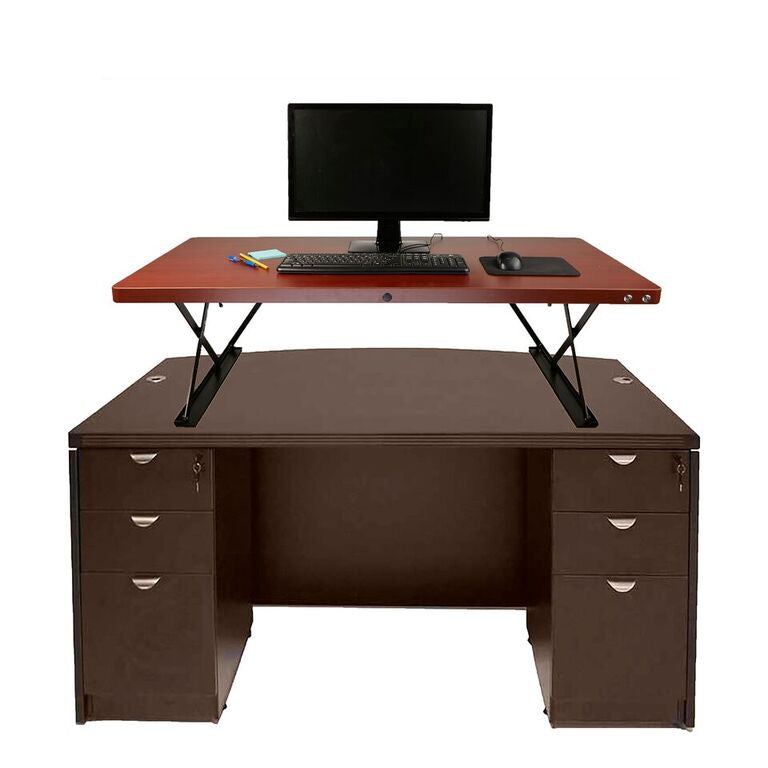 Mind Reader Electric Powered Adjustable Standing Desk