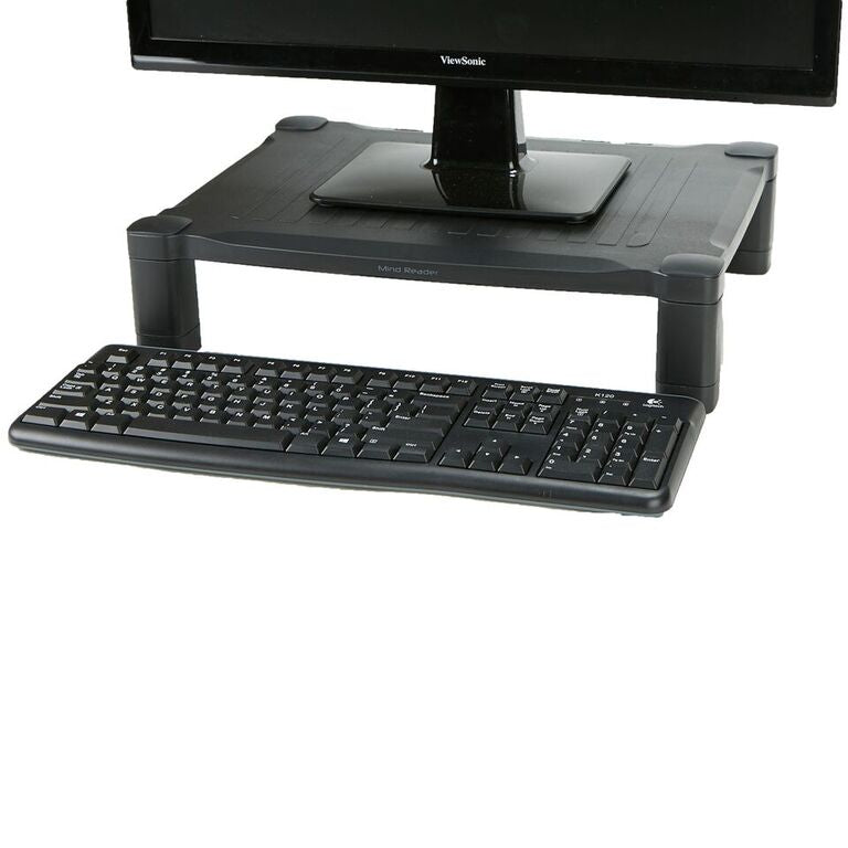 Mind Reader 'Guide' Adjustable Plastic Monitor/Laptop Stand