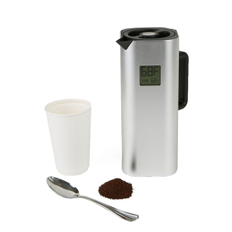Mind Reader 32 oz or 4 Cups Capacity Double Walled Coffee Thermal Carafe