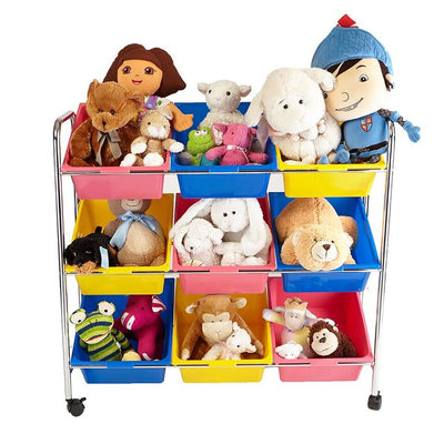 Mind Reader Toy Storage Organizer