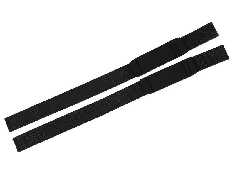 Mind Reader Lifting Support Straps for Weights, Set of 2