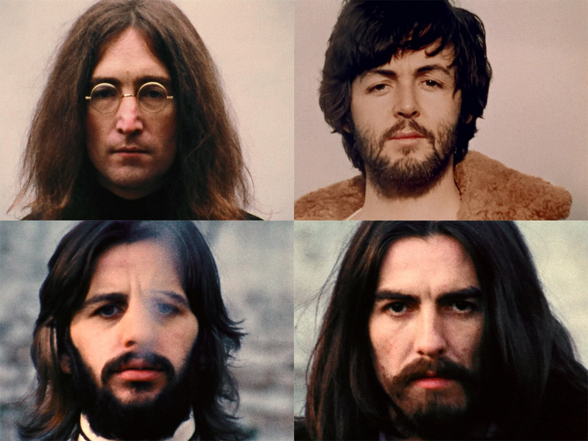 Beatles brada blog
