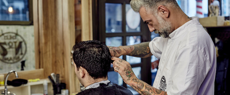 The best barber shop in Belgrade