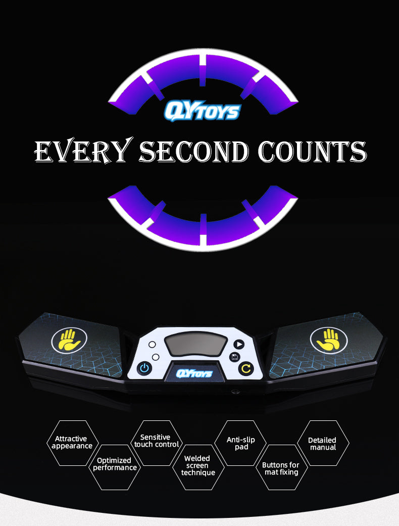qiyi speedcube timer features